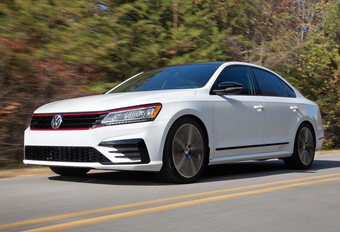 Volkswagen prépare une Passat GT !