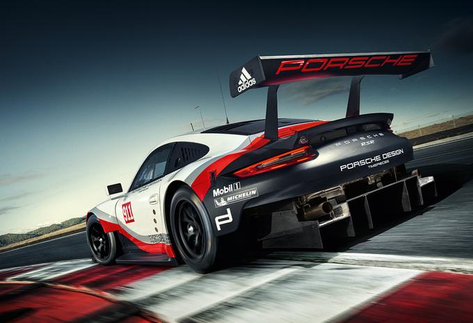 La nouvelle arme de Porsche