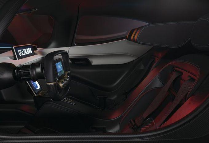 Nouveaux modèles / Nio EP9 : bolide électrique hyper rapide