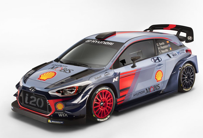 Fantastic WRC 2017  Hyundai I20 Coup  Thierry Neuville  AutoWereld
