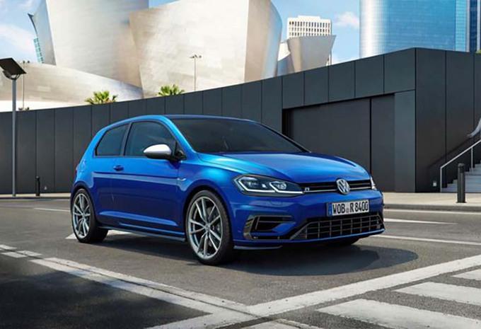 Volkswagen: + 10 pk voor de Golf R #1