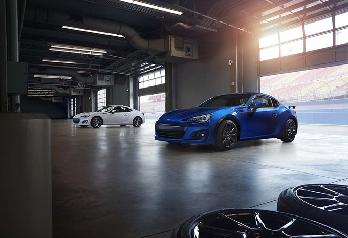 Subaru au salon de bruxelles 2017 moniteur automobile for Salon bruxelles novembre 2017