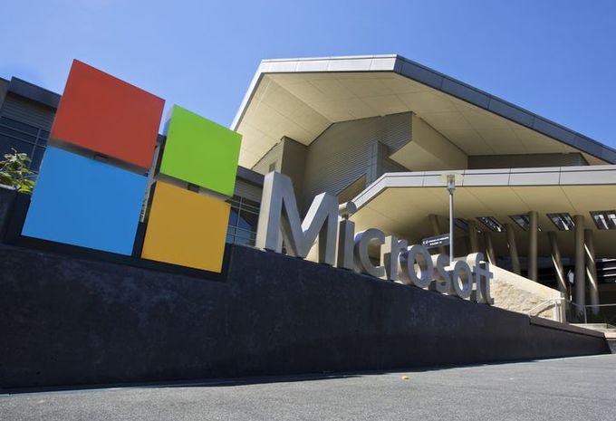 Microsoft onthult op de CES zijn visie op zelfstandig rijden #1