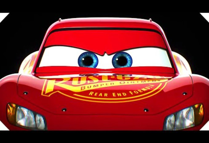 Cars 3 representation of the characters main info - Flash mcqueen film gratuit ...