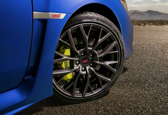 Subaru WRX en WRX STi modeljaar 2018 #2