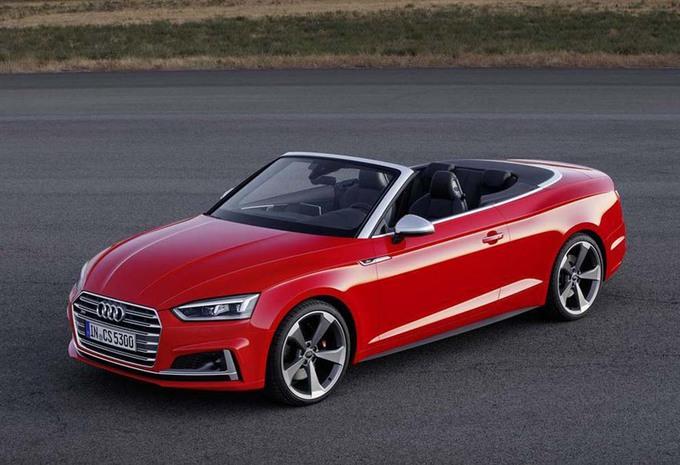 Audi S5 Cabriolet : 40% plus rigide ! #9