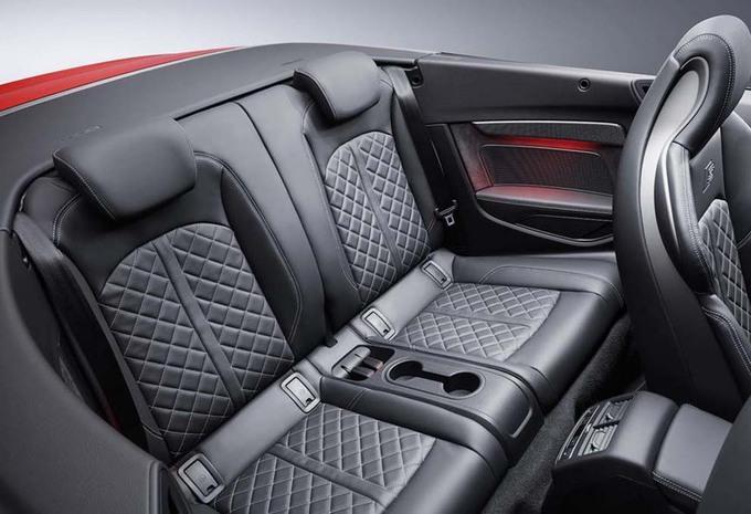 Audi S5 Cabriolet wordt 40 procent stijver #11