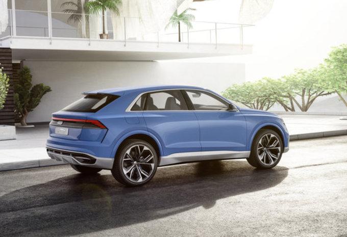 Audi Q8 Concept: voorloper van definitief model #3
