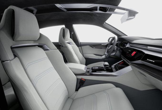 Audi Q8 Concept: voorloper van definitief model #6