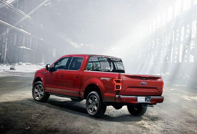Ford F-150: nu ook met dieselmotor #2