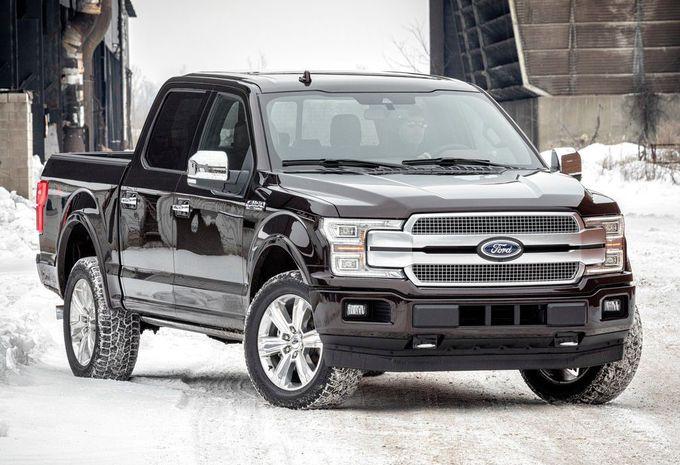 Ford F-150: nu ook met dieselmotor #3