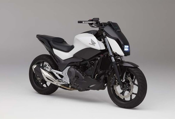 Honda: de motorfiets die nooit valt #1