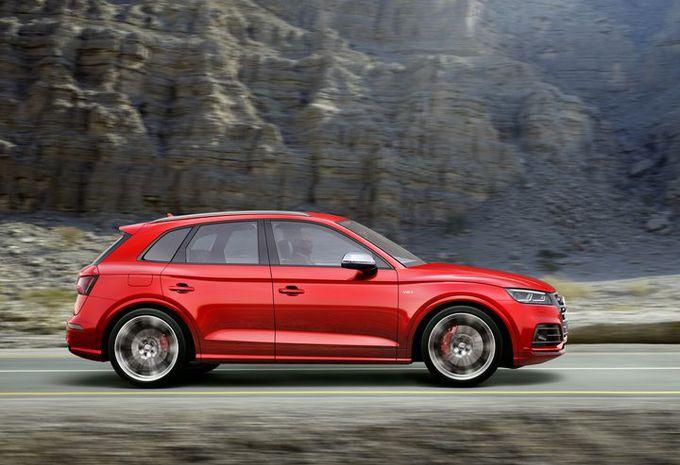 Audi SQ5 3.0 TFSI: über-Q5 #3