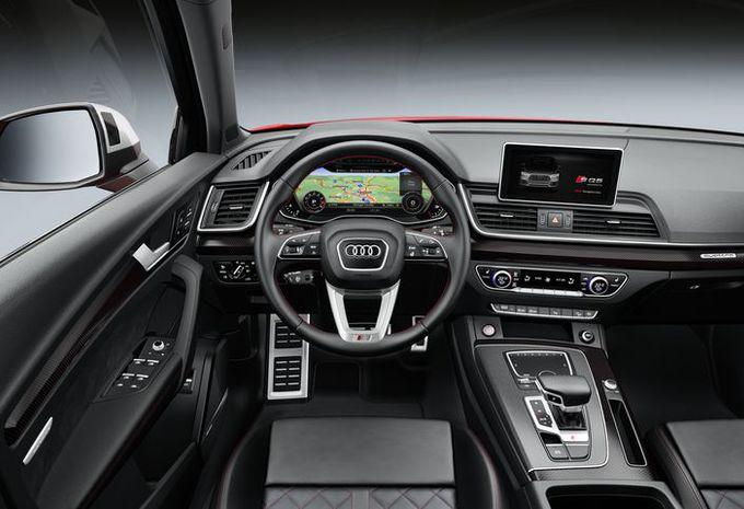 Audi SQ5 3.0 TFSI: über-Q5 #5