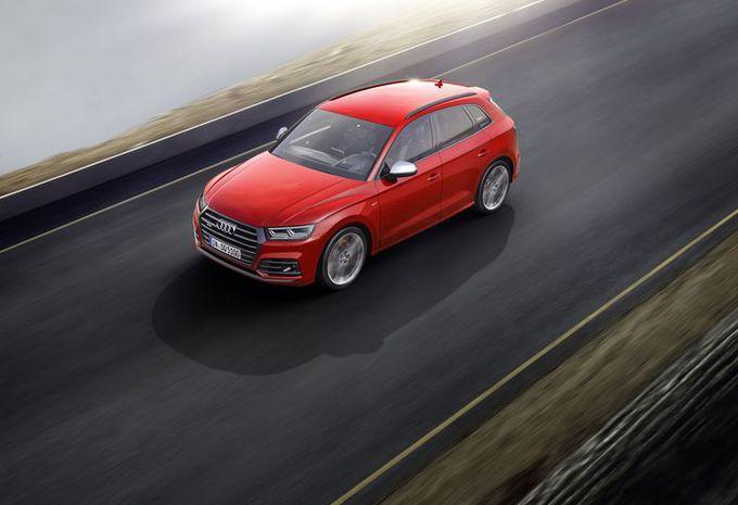 Audi SQ5 3.0 TFSI: über-Q5 #6
