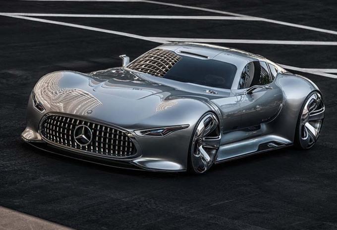 Mercedes-AMG Hypercar: 1.000 pk en vierwielaandrijving #1
