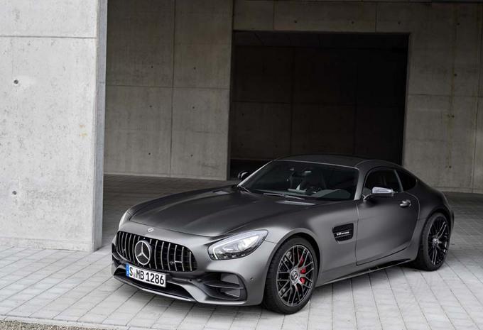 Mercedes AMG-GT C ook als coupé #4
