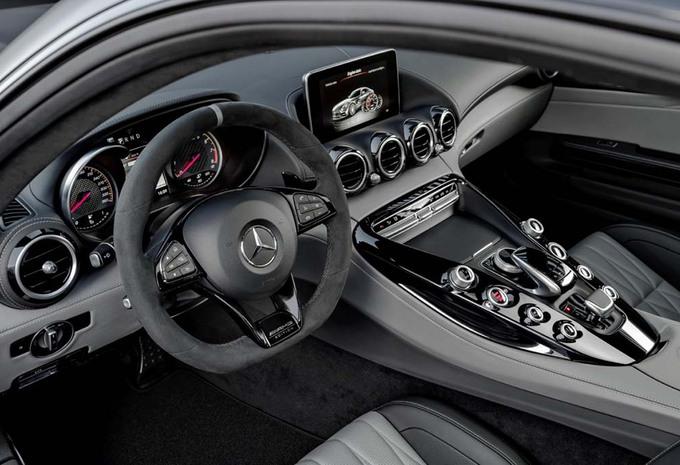 Mercedes AMG-GT C ook als coupé #7