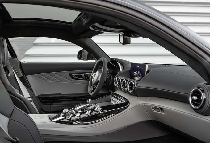 Mercedes AMG-GT C ook als coupé #8