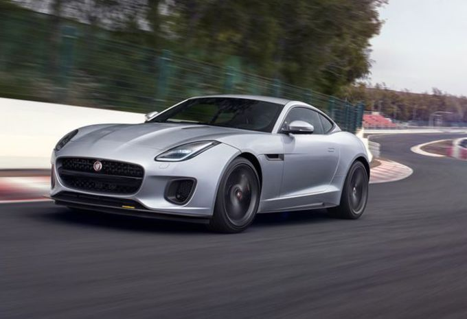 Jaguar F-Type facelift als wereldpremière in Brussel #6