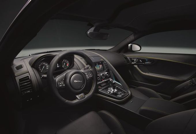 Jaguar F-Type facelift als wereldpremière in Brussel #9