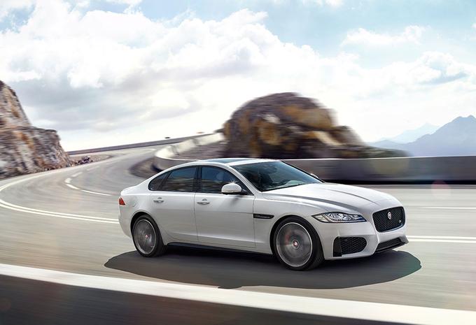 Autosalon Brussel 2017: Jaguar (paleis 6) #6