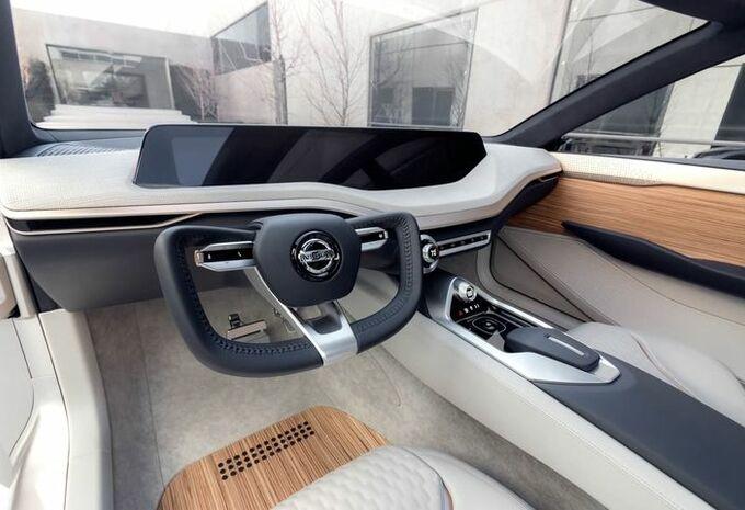 Nissan Vmotion 2.0 : concept de grande berline #3