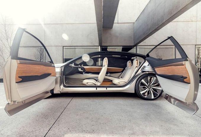 Nissan Vmotion 2.0: concept voor een grote berline #4