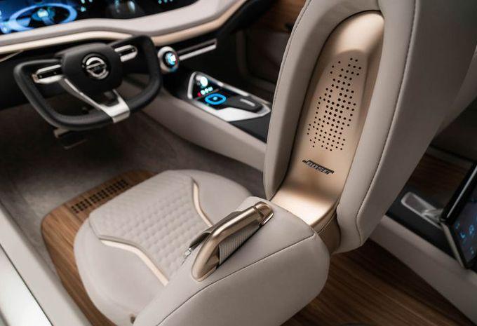 Nissan Vmotion 2.0 : concept de grande berline #5