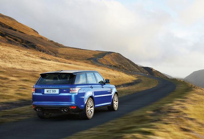 Autosalon Brussel 2017: Land Rover (paleis 6) #5