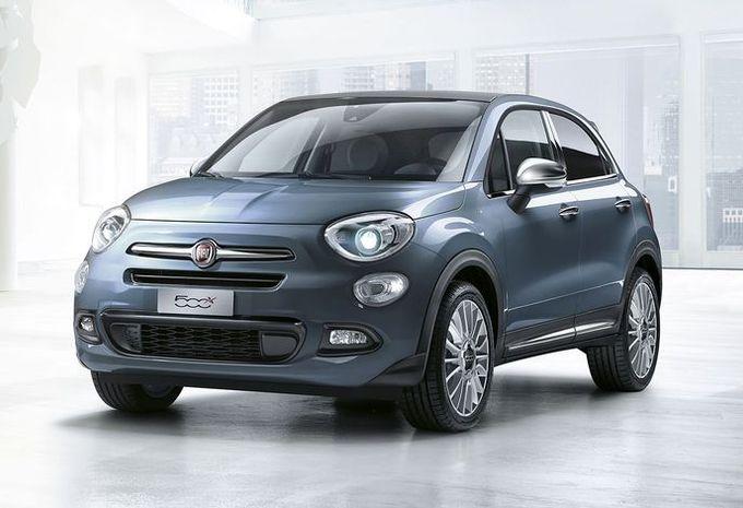 Facelift voor de Fiat 500X #2
