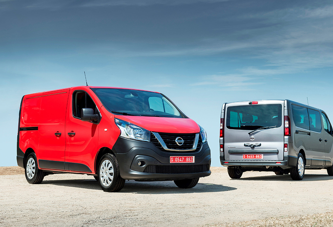 Autosalon Brussel 2017: Nissan (paleis 7) #8