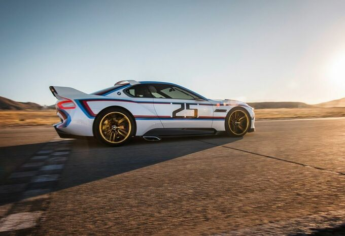BMW 3.0 CSL Hommage R: de Batmobile herleeft in Brussel #2