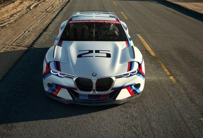 BMW 3.0 CSL Hommage R: de Batmobile herleeft in Brussel #3