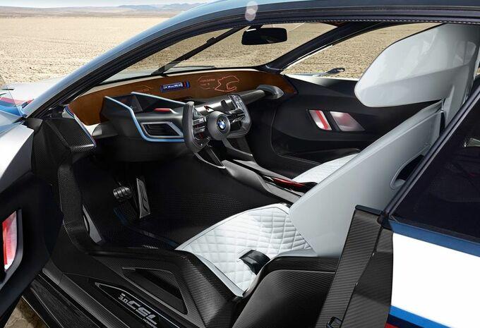 BMW 3.0 CSL Hommage R: de Batmobile herleeft in Brussel #4
