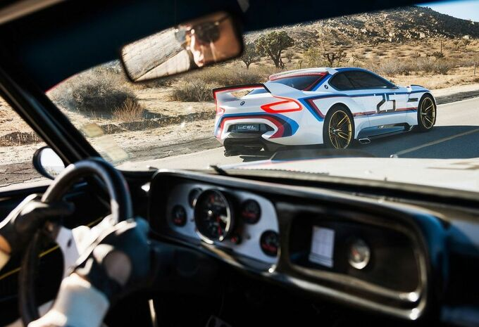 BMW 3.0 CSL Hommage R: de Batmobile herleeft in Brussel #5