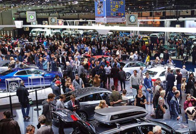 Record de fr quentation au salon de bruxelles moniteur for Salon auto bruxelles