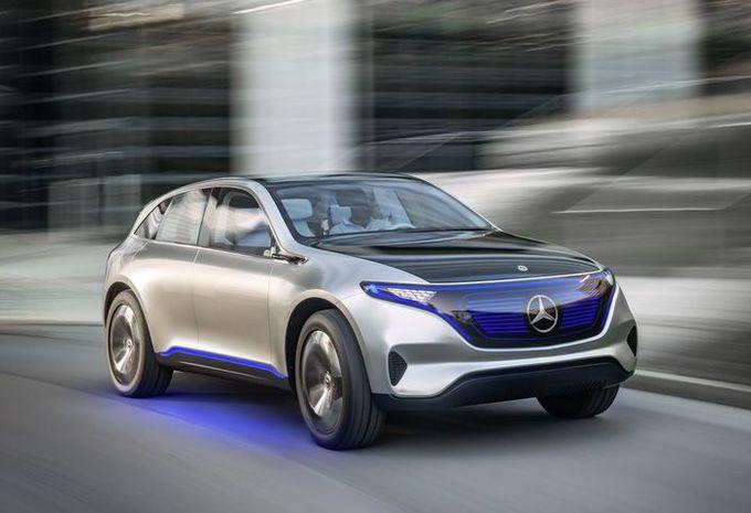 Nieuw Mercedes-Benz EQ: details en prijzen van de SUV ...