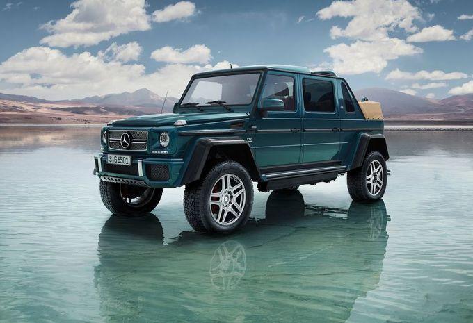G650 : la nouvelle Mercedes a vraiment la classe