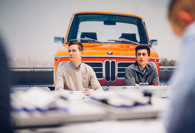 BMW Belux investeert in opleidingen autotechniek #2