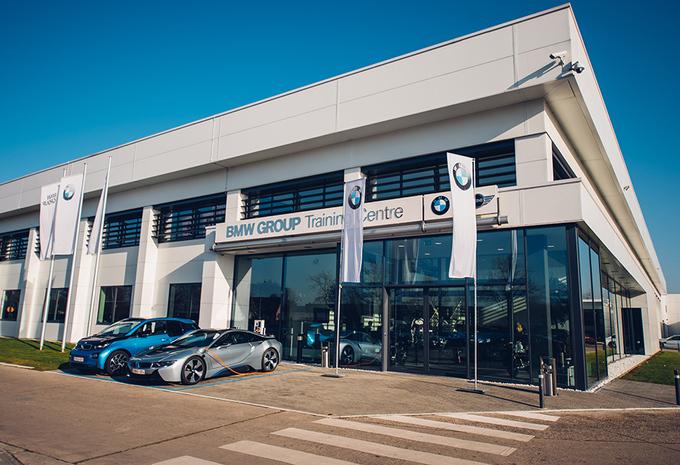 BMW Belux investeert in opleidingen autotechniek #4