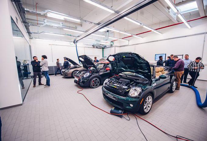 BMW-leslokalen in Bornem #1