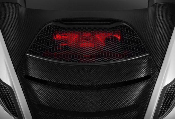 Modèles à venir / Infos sur le V8 de la nouvelle McLaren