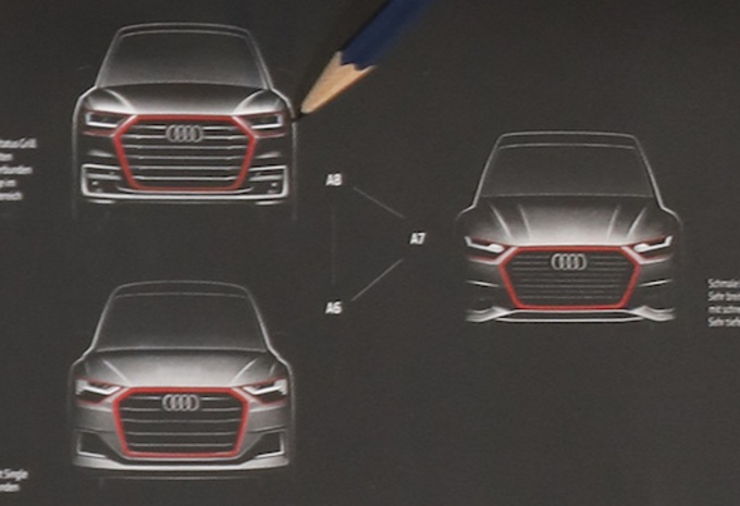 Audi : design moins uniforme ? #2