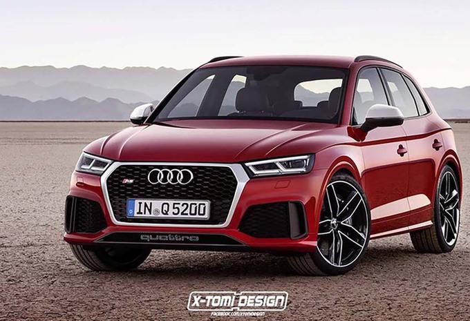Audi Sport : 8 nouveaux modèles d'ici fin 2018 #1