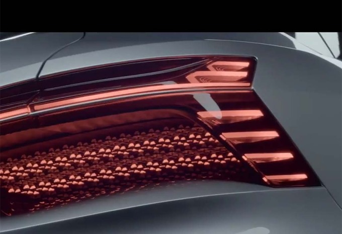 Audi e-Tron Sportback Concept : le coupé 100% électrique, attendu pour 2019