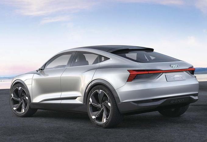 prototype audi e tron sportback 2017 moniteur automobile. Black Bedroom Furniture Sets. Home Design Ideas