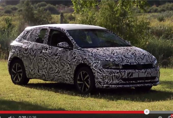 ... modèle VIDEO – Volkswagen : Voilà la Polo ! - Moniteur Automobile