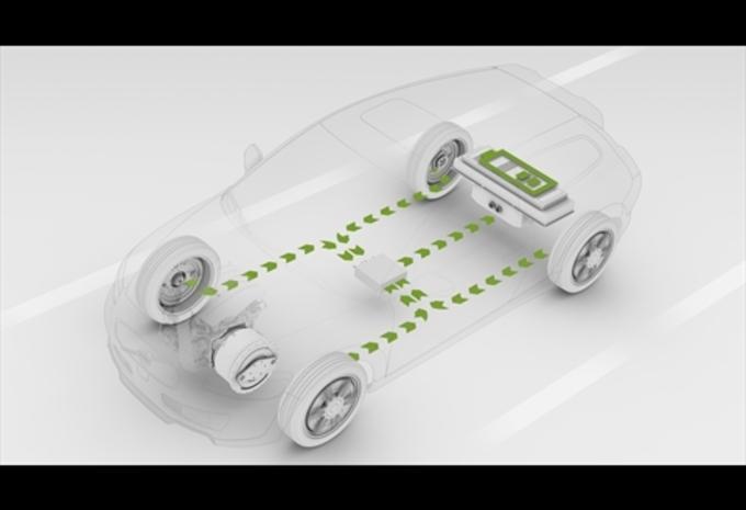 prototype volvo c30 recharge concept moniteur automobile. Black Bedroom Furniture Sets. Home Design Ideas