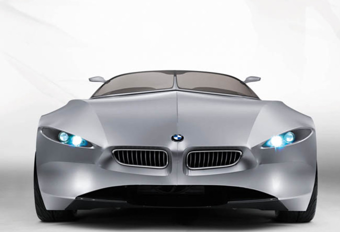 2009 Bmw Gina Light Visionary Model Concept Car Pictures